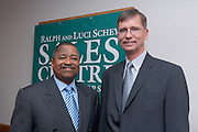 "11/1/2006..Ralph and Luci Schey Sales Centre named at Ohio University.Center named for prominent Cleveland-area residents..ATHENS, Ohio (Nov. 1, 2006) -- Ohio University celebrated today the naming of the Ralph and Luci Schey Sales Centre in the College of Business. The Ohio University Board of Trustees passed a resolution that approved the official naming of the center during its recent meeting. Ralph and Luci Schey are residents of Gates Mills, Ohio...""The Ralph and Luci Schey Sales Centre is truly a unique program that continues to meet the needs of current and future Ohio University students,"" Ohio University President Roderick J. McDavis said. ""The skills that students develop at the center are useful in a variety of academic pursuits and careers. Statistics show that up to 65 percent of college graduates' first professional jobs are in sales-related roles.""..Ralph Schey was a guiding force behind the creation of the center in 1997. He challenged the university to get involved in sales education. ""It is particularly fitting that the center has now been named for those who first inspired us,"" said College of Business Associate Dean Dawn Deeter-Schmelz...Ralph and Luci Schey have supported their vision with a $2.2 million commitment to support the sales center. The endowment they have funded supports scholarships, operating expenses, nationally known speakers, professional trainers, workshops and sales symposia that allow current students to interact with professionals in the field...Ralph Schey, now retired, was for two decades president and CEO of the $1 billion conglomerate Scott Fetzer Company, a Berkshire Hathaway holding. His wife, Luci Schey, has been a trustee for the Cleveland Orchestra, among other civic groups. The Scheys are emeriti trustees of The Ohio University Foundation Board. Ralph Schey earned his bachelor's of science in commerce from Ohio University in 1948 and received an honorary doctorate from the university in 1987...Larry Schey, an A"