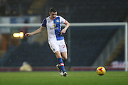 Blackburn Rovers defender, Darragh Lenihan (26) during the EFL Sky Bet Championship match between Blackburn Rovers and Brighton and Hove Albion at Ewood Park, Blackburn, England on 13 December 2016.