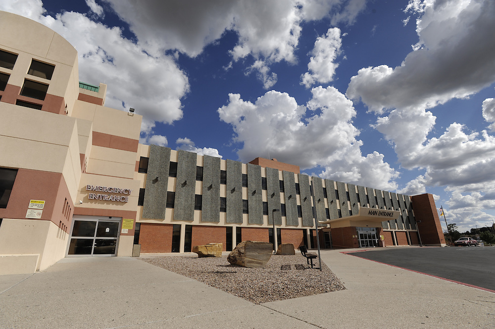 Rehoboth-McKinley Christian Hospital campus
