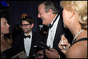 MATHEW STEPHENSON; STEPHEN FRY, The Old Russian New Year's Eve Gala. In aid of the Gift of Life foundation. Savoy Hotel, London. 13 January 2015.