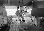 Reubens Kids, Glastonbury, 1995.