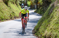 25.04.2018, Innsbruck, AUT, ÖRV Trainingslager, UCI Straßenrad WM 2018, im Bild Michael Gogl (AUT) // during a Testdrive for the UCI Road World Championships in Innsbruck, Austria on 2018/04/25. EXPA Pictures © 2018, PhotoCredit: EXPA/ JFK