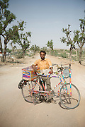 Good luck charm salesman - Rajasthan, India