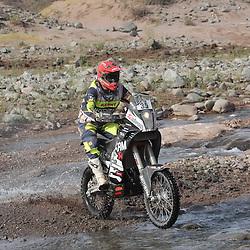 20150108: ARG, Motocross - Miran Stanovnik at Dakar rally
