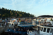 Waiting for an early morning departure from Mirissa.<br />