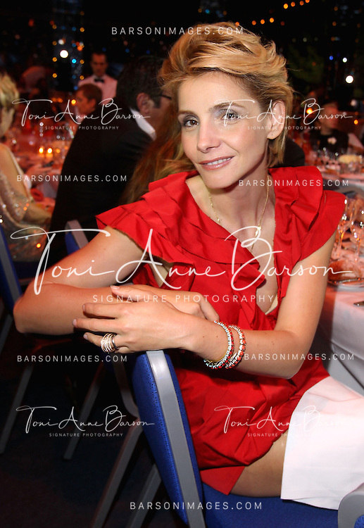 MONTE CARLO, MONACO - MAY 18: Clotilde Courau attends the World Music Awards 2010 at the Sporting Club on May 18, 2010 in Monte Carlo, Monaco.  (Photo by Tony Barson/WireImage)