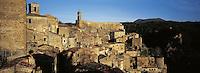 Italie - Toscane - Province de Grosseto - Village de Sorano // Italy, Tuscany, Grosseto province, Sorano village