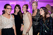 MARGHERITA MISSONI; CAROLINE SIEBER; DASHA ZHUKOVA; SOPHIA HESKETH; NOOR FARES, An evening at Sanderson to celebrate 10 years of Sanderson, in aid of Clic Sargent. Sanderson Hotel. 50 Berners St. London. W1. 27 April 2010 *** Local Caption *** -DO NOT ARCHIVE-© Copyright Photograph by Dafydd Jones. 248 Clapham Rd. London SW9 0PZ. Tel 0207 820 0771. www.dafjones.com.<br />