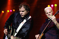 HALLAM FM ARENA SHEFFIELD- Meatloaf<br /> &quot;Couldn`t Have Said It Better&quot; Tour<br /> Meatloaf Plays his first of thrree nights at The Hallam FM Arena two of which have been rescheduled for January 2004 after he collapsed on Stage earlier in the tour<br /> 13 December 2003<br /> <br /> image copyright Paul David Drabble