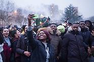 Rassemblement contre les violences policières à Bobigny