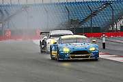 97 LMGTE Pro Aston Martin Racing / Aston martin Vantage V8 / Richie Stanaway / Fernando Rees / Jonny Adam during the FIA World Endurance Championship Qualifying at Silverstone, Towcester, United Kingdom on 15 April 2016. Photo by Craig McAllister.
