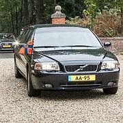 NLD/Hilversum/20180829 -   Prinses Beatrix bij Genootschap van Engelandvaarders, Auto Prinses Beatrix