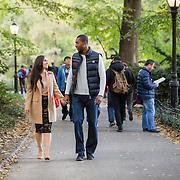 Natasha and Corey - Central Park, NY