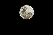 Full Moon on October 8th, 2014