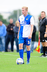 Bristol Rovers' U18s  Danny Greenslade - Photo mandatory by-line: Dougie Allward/JMP - Tel: Mobile: 07966 386802 17/08/2013 - SPORT - FOOTBALL - Bristol Rovers Training Ground - Friends Life Sports Ground - Bristol - Academy - Under 18s - Youth - Bristol Rovers U18s V Bournemouth U18s