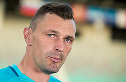 Milivoje Novakovic of Slovenia after he played his last match in his career after football match between National teams of Slovenia and Malta in Round #6 of FIFA World Cup Russia 2018 qualifications in Group F, on June 10, 2017 in SRC Stozice, Ljubljana, Slovenia. Photo by Vid Ponikvar / Sportida