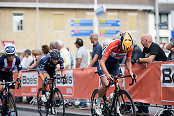 Chantal Blaak at Boels Rental Ladies Tour Stage 4 a 121.4 km road race from Gennep to Weert, Netherlands on September 1, 2017. (Photo by Sean Robinson/Velofocus)