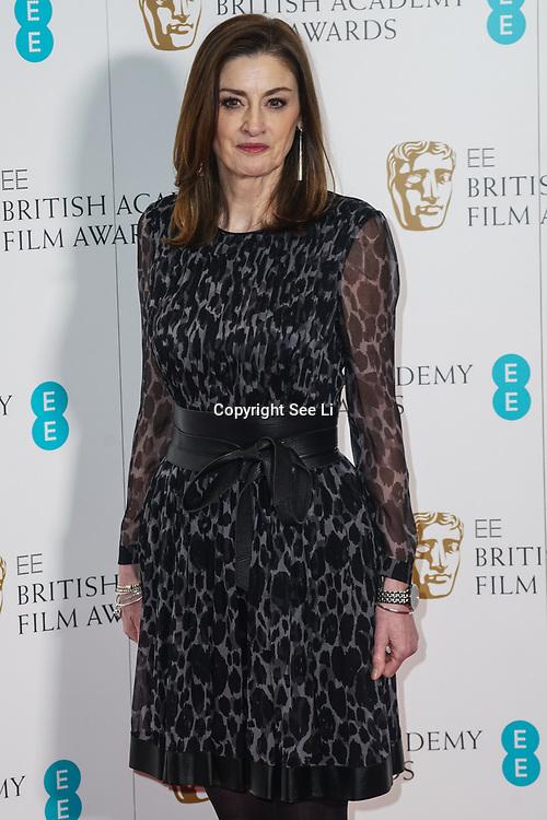 London, England, UK. 9th January 2018. Amanda Berry OBE attend EE British Academy Film Awards Nominations, London, UK