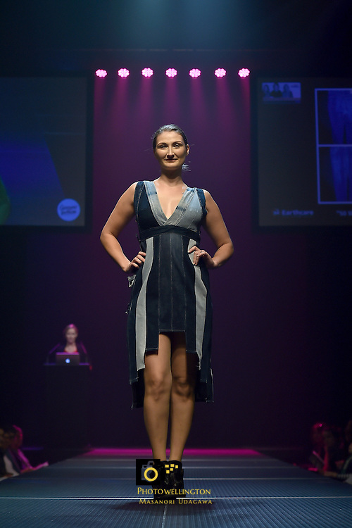 Oversew Fashion Awards at Carterton Event Centre, Carterton, New Zealand on Sunday 29 May 2016. <br /> Photo by Masanori Udagawa. <br /> www.photowellington.photoshelter.com.