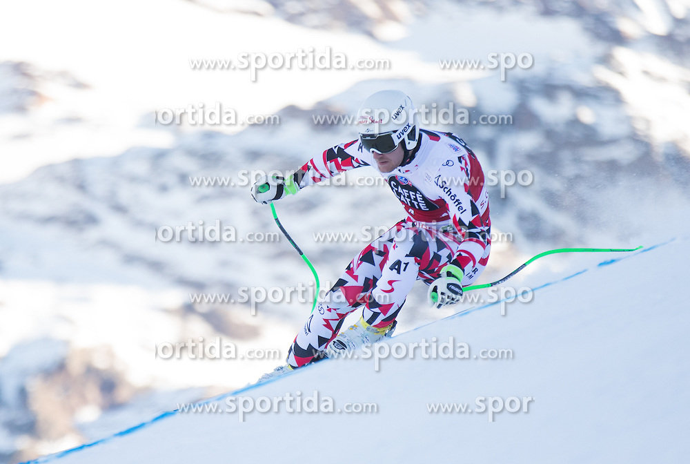 26.12.2015, Deborah Compagnoni Rennstrecke, Santa Caterina, ITA, FIS Ski Weltcup, Santa Caterina, Abfahrt, Herren, 1. Training, im Bild Johannes Kroell (AUT) // Johannes Kroell of Austria during the 1st practice run of men's Downhill of the Santa Caterina FIS Ski Alpine World Cup at the Deborah Compagnoni Course in Santa Caterina, Italy on 2015/12/26. EXPA Pictures © 2015, PhotoCredit: EXPA/ Johann Groder