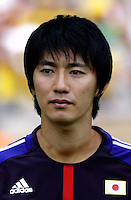 Fifa Brazil 2013 Confederation Cup / Group A Match / <br /> Japan vs Mexico 1-2  ( Mineirao Stadium - Belo Horizonte , Brazil )<br /> Hideto TAKAHASHI of Japan , during the match between Japan and  Mexico