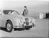 1957 - Jaguar car, special for Fleet (Creation)