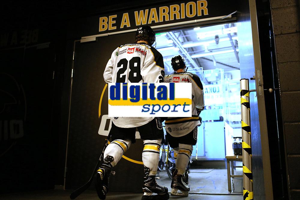 GET-ligaen Ice Hockey, 27. october 2016 ,  Stavanger Oilers v Stjernen<br /> Kristian Forsberg fra Stavanger Oilers før kampen v Stjernen<br /> Foto: Andrew Halseid Budd , Digitalsport