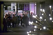 Nederland, Arnhem, 18-3-2015Uitslag provinciale staten verkiezingen in het provinciehuis.Foto: Flip Franssen