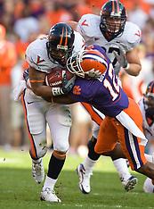20091121 - Virginia at Clemson (NCAA Football)