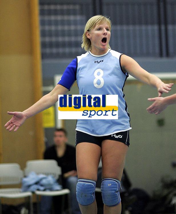 Volleyball<br /> Eliteserien kvinner<br /> Koll v Blindheim 3-0<br /> 04.11.2006<br /> Foto: Morten Olsen, Digitalsport<br /> <br /> Siri &Oslash;verjordet - Koll