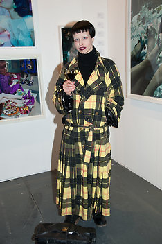 PAULINA SURYS, Art13 London First night, Olympia Grand Hall, London. 28 February 2013