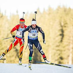 20151218: SLO, Biathlon - IBU Biathlon World Cup Pokljuka, Women 7.5km Sprint
