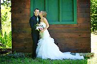 Chris & Kelli Lakey's wedding held at Elk Point on Saturday, July 2, 2011 in Coeur d'Alene, Idaho.