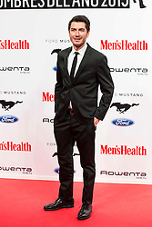 28.01.2016, Goya Theatre, Madrid, ESP, Men'sHealth Awards, im Bild Carlos del Amor attends // to the delivery of the Men'sHealth awards at Goya Theatre in Madrid, Spain on 2016/01/28. EXPA Pictures © 2016, PhotoCredit: EXPA/ Alterphotos/ BorjaB.hojas<br /> <br /> *****ATTENTION - OUT of ESP, SUI*****