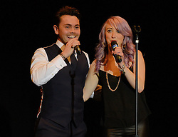 Ray Quinn in concert with special guest Rachel-Rose as part of his 'Dare To Dream Tour' at Wyllyotts Theatre, Darkes Lane, Potters Bar on Friday 13 March 2015
