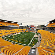 October 07, 2012:   A general view of Heinz Field prior to the game between The Philadelphia Eagles and The Pittsburgh Steelers at Heinz Field in Pittsburgh, PA.  The Pittsburgh Steelers defeat the Philadelphia Eagles 16-14. (Credit Image: © Kostas Lymperopoulos/Cal Sport Media)