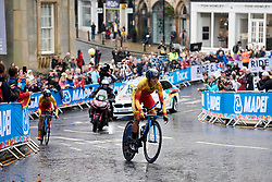 Mavi Garcia (ESP) at UCI Road World Championships 2019 Mixed Relay a 27.6 km team time trial in Harrogate, United Kingdom on September 22, 2019. Photo by Sean Robinson/velofocus.com