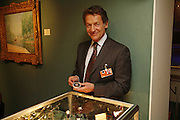 George Somlo of Somlo Antiques, The opening  day of the Grosvenor House Art and Antiques Fair.  Grosvenor House. Park Lane. London. 14 June 2006. ONE TIME USE ONLY - DO NOT ARCHIVE  © Copyright Photograph by Dafydd Jones 66 Stockwell Park Rd. London SW9 0DA Tel 020 7733 0108 www.dafjones.com