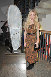 LADY CLARA PAGET at the TOD'S Art Plus Drama Party at the Whitechapel Gallery, London on 24th March 2011.