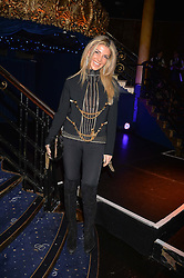 Lisa Tchenguiz at the SheInspiresMe Dance in aid of Women for Women International held at the Café de Paris, 3 Coventry Street, London England. 25 January 2017.