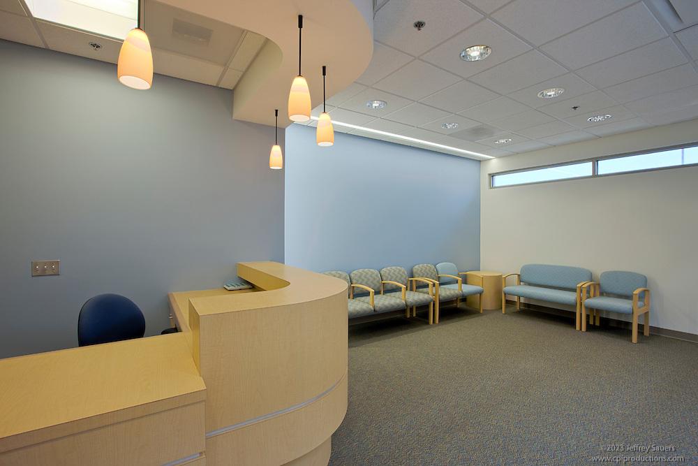 Kaiser Permanente Waiting Room At Mri Ct Facility