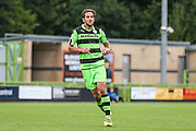 Forest Green Rovers Darren Carter (12) during the Vanarama National League match between Forest Green Rovers and Bromley FC at the New Lawn, Forest Green, United Kingdom on 17 September 2016. Photo by Shane Healey.