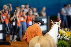 Sandijck Michel, NED, Wimpy's Snow Gun<br /> World Equestrian Games - Tryon 2018<br /> © Hippo Foto - Dirk Caremans<br /> 11/09/2018