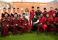 Queen Rania Visits Circassian Cultural Academy