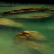 Oman, Wadi Bani Khalib. February/03/2008...The enticing, aquamarine waters of Wadi Bani Kahlib.