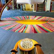 Three weeks aboard the Kong Harald. Hurtigruten, the Coastal Express. Aboard the ship.