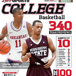 Lindy's - College Basketball - Cover