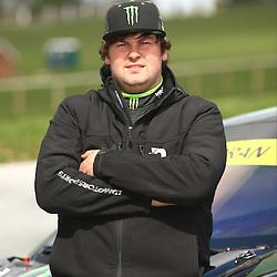Monster Athelete Liam Doran World Rallycross Media Day at Lydden Hill Race Circuit, Kent (c) Matt Bristow | SportPix.org.uk