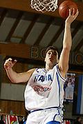 BORMIO, GIUGNO 2004<br /> AMICHEVOLI PRE OLIMPIADI ATENE 2004<br /> NELLA FOTO: ANDREA MICHELORI<br /> FOTO CIAMILLO