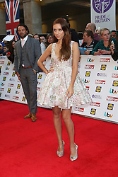 Una Healy, Pride of Britain Awards, Grosvenor House Hotel, London UK. 28 September, Photo by Richard Goldschmidt /LNP © London News Pictures